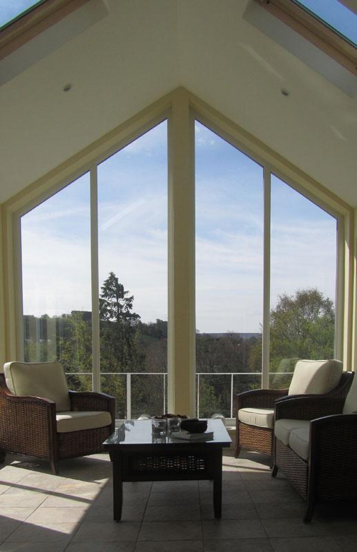 Home extension building design